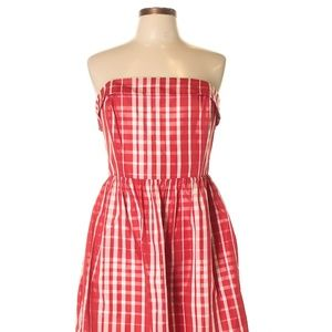 Vineyard Vines Strapless Dress